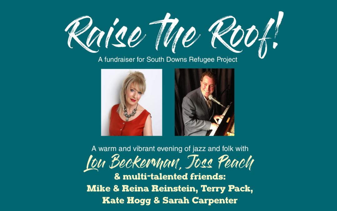 'Raise the Roof' – Fundraising Concert