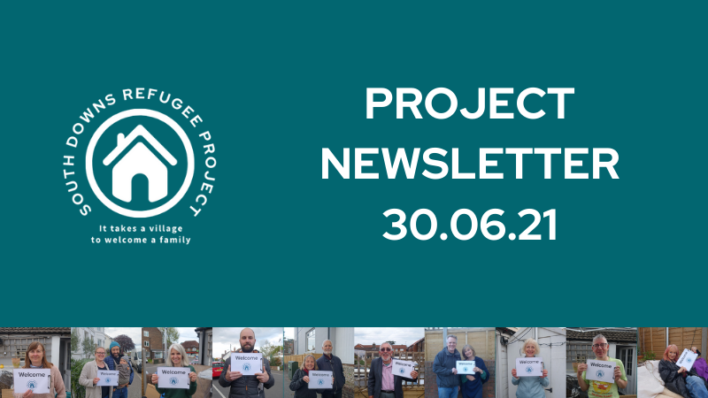 Project Newsletter – 30th June 2021