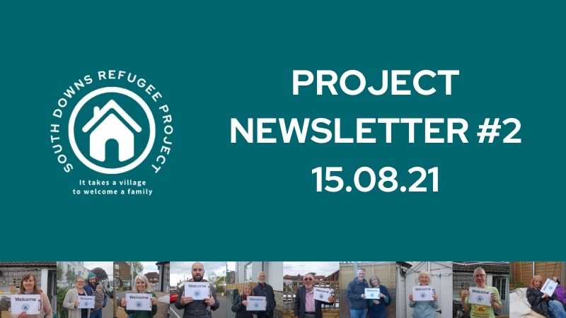 Project Newsletter #2 – 15.08.21