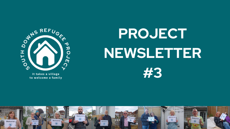 Project Newsletter #3 – 27.09.21